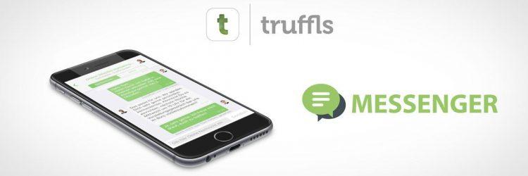 Schreiben wie bei WhatsApp - Der truffls Messenger